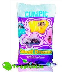 Cunipic Sweet dreams Multicolor Materiale naturale per il nido dei roditori
