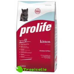 Prolife Kitten Chicken & Rice